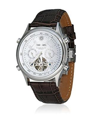 Constantin Durmont Reloj automático Unisex CD-LAFI-AT-LT-STST-WH  44 mm