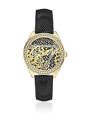 Guess Reloj de cuarzo Woman W0456L4 Dorado / Negro