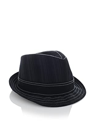 Goorin Brothers Men's Smokin Mirrors Fedora (Black)