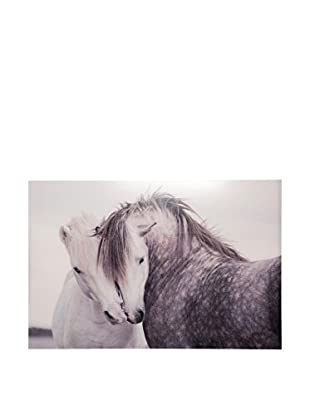 J-LINE Wandbild Horse