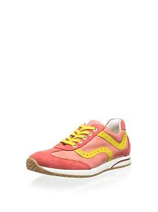 Berdini Kid's 3100 Fashion Sneaker (Red)