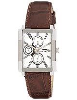 Timex Analog Silver Dial Men's Watch - TW00RN06H