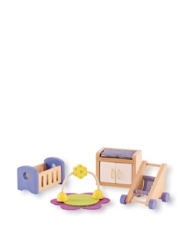 Educo Baby's Modern Bedroom