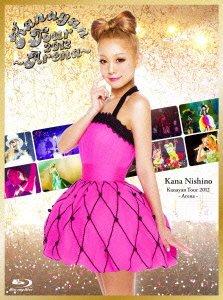 Kana Nishino 西野カナ – Kanayan Tour 2012 ~Arena~