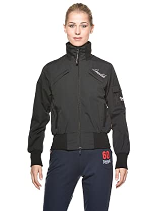 Lonsdale Ladies Giubbino Marple Luxury (Nero)