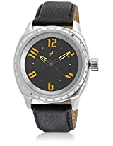 3071Sl03-Dd393 Black Analog Watch Fastrack