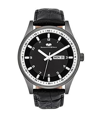 Rhodenwald & Söhne Reloj con movimiento cuarzo japonés 10010110 Negro 43  mm