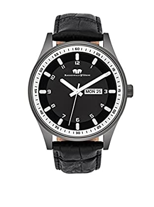 Rhodenwald & Söhne Reloj 10010110 Negro Ø 43 mm