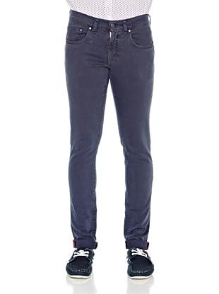 Carrera Jeans Pantalón Bull Denim Spintech (Azul)
