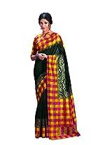 Bhavi Printed Cochin Silk Sari