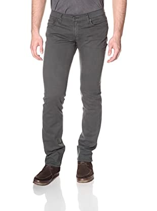 James Jeans Men's Travis Straight Leg Twill Pants (Meadow)
