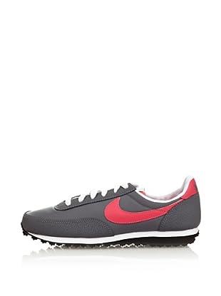 Nike Zapatillas Elite (Gs) (Gris / Rosa)