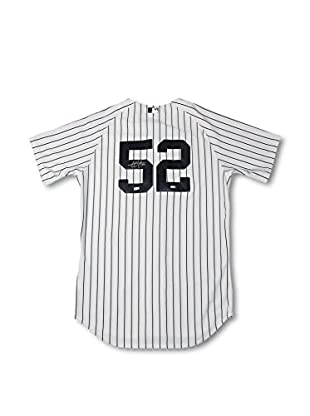 Steiner Sports Memorabilia CC Sabathia Authentic Yankees Home Jersey