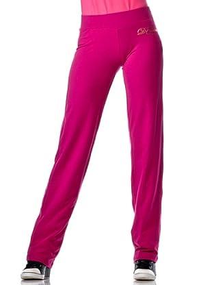 Datch Gym Pantalone (Fucsia)
