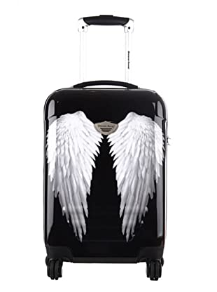 American Revival Trolley Wings 50x32x22 cm (Schwarz)