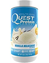 Quest Nutrition Protein Powder - 907 g (Vanilla Milkshake)