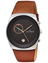 Skagen Analog Grey Dial Men's Watch - SKW6085I