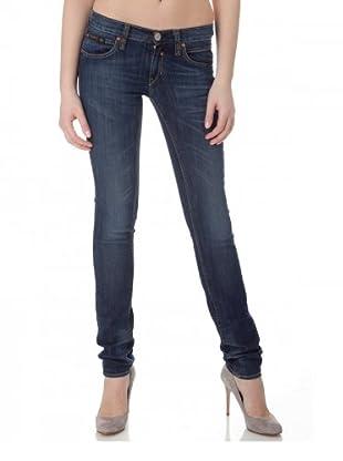 Herrlicher Jeans Touch Stretch skinny (Mittelblau)