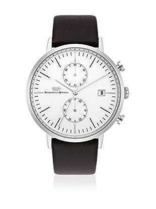 Rhodenwald & Söhne Reloj con movimiento cuarzo japonés  Pardo 42 mm