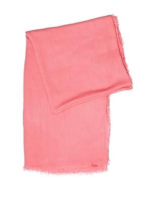 Cortefiel Foulard Liso Colores (Rosa)