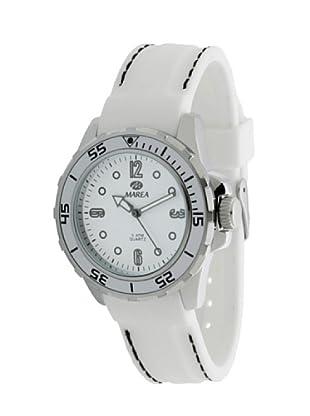 Marea 42113/1 - Reloj Señora silicona Blanco