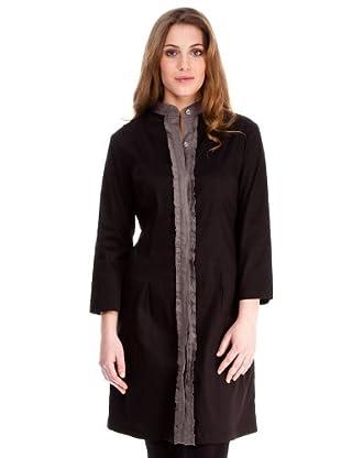 Almatrichi Vestido Yvone (negro)