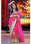 Ethnic Trend Chiffon Party Bollywood Replica Saree - 147 (Magenta)