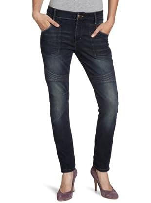 ONLY Jeans Niedriger Bund (Blau (Denim))