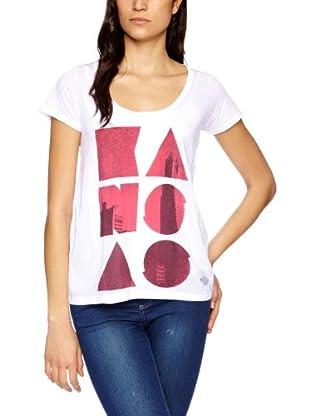Lee Camiseta Scopo (Blanco)