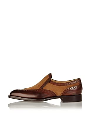 George Webb Loafer Jarrow (Braun)