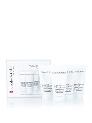 Elizabeth Arden Beauty-Set 4 tlg. Visible Difference Refining Moisture Cream Complex Visible Difference Refining Moisture Cream Complex