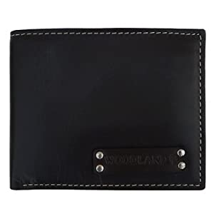 Woodland W-113 Genuine Leather Brown Wallet For Men
