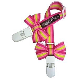 【クリックでお店のこの商品のページへ】Angel's ribbon エンジェルズリボン マルチクリップ AR-ACLIP005