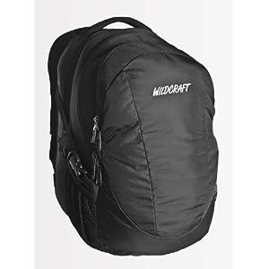 Wildcraft Trident XL Black Backpacks