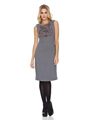 Monoplaza Vestido Roma (Gris)