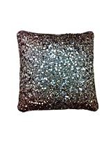 Ultra-Snob Minerva Faux Leather cushion Grey