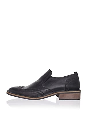 J Artola Men's Nick Slip-On (Black)