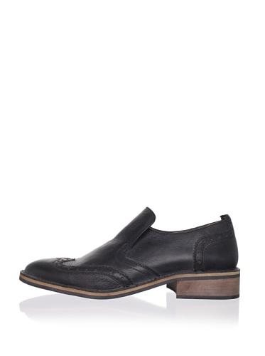 J Artola Men's Nick Slip-On (Black)