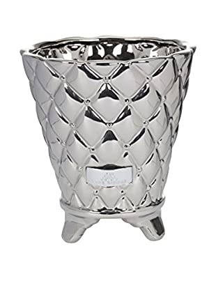 Lene Bjerre Precious Large Flower Pot, Silver