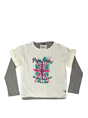 Pepe Jeans London Camiseta Manga Larga Ailey