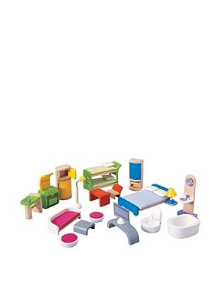 PlanToys Modern Furniture Set