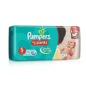 Pampers Small Size Diaper Pants (46 Count)
