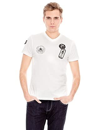 Unitryb Camiseta Manga Corta (Blanco)