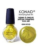 Konad Stamping - Special Polish - 11ml - Gold