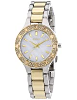 Dkny Analogue Mother of Pearl Dial Women's Watch - NY8742