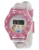 Disney Digital Multi-color Dial Girl's Watch - TP-1281PS