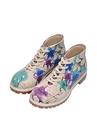 DOGO Zapatos de cordones Purple Blue And Blue