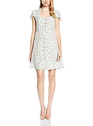 Almost Famous Vestido Ditsy Floral Dress
