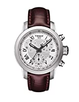 Tissot Analogue Silver Dial Women's Watch - T0552171603301