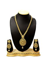 Antique & Traditional Modern Style Long Bridal Necklace Set with beautiful Earrings Set for Indian Women Jewellery